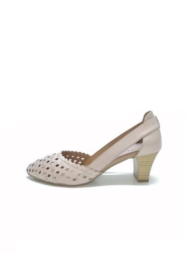 Ballerins Ayakkabı Pudra